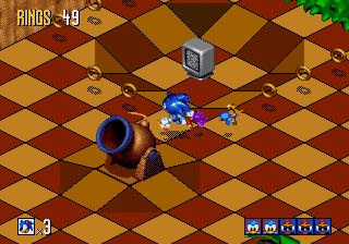 Sonic3DBlast 3