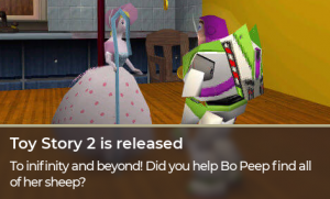 Toy Story 2 is released