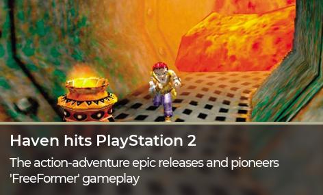 Haven hits PlayStation 2