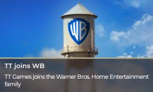 TT joins WB Games