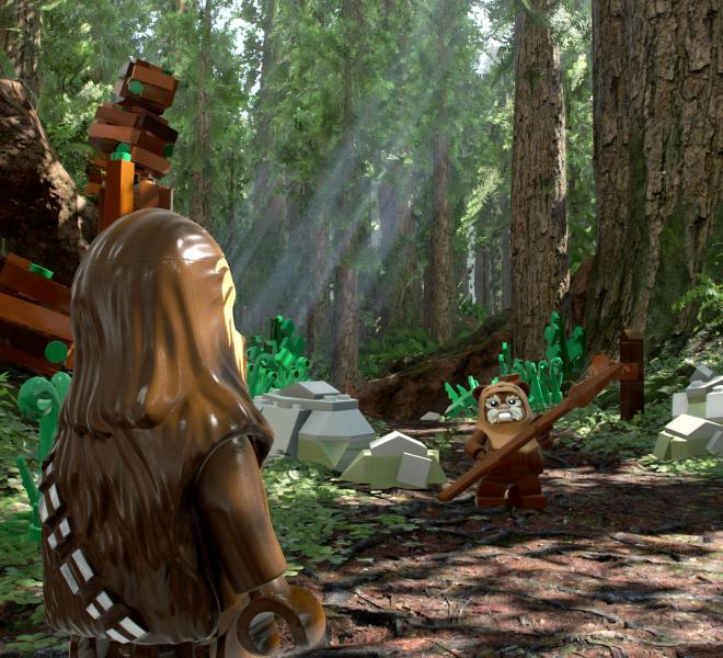 Chewbacca&Ewok